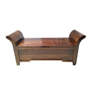 Royal Sitting Trunk with Cushion seat