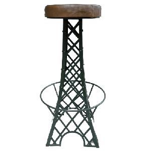 Eiffel Round Stool