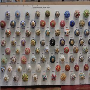 Ceramic Designer Knobs