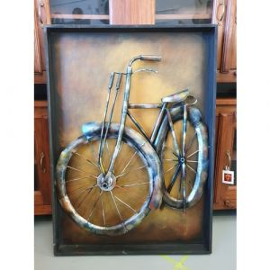 Iron Cycle Frame