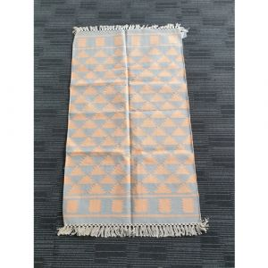 Handmade Cotton Durrie (154cm x 89.5cm)
