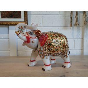 Big Marble Elephant