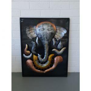 Ganesha 3D Wall art