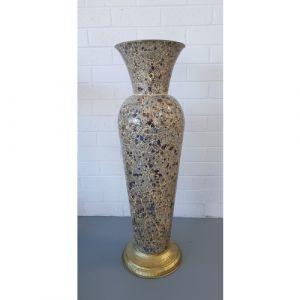 Tuffen Glass Work Iron Pot