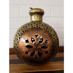 Painted Pot Lantern (Large)