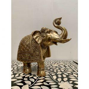 Big Brass Elephant