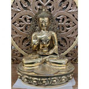 Big Brass Buddha