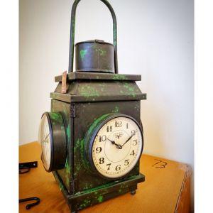 4 Dial Lantern Clock