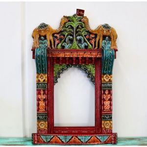 Multi Colour Camel Jharokha