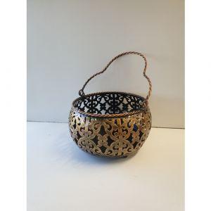 Iron Jali Bowl (Small)