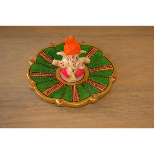 Ganesha with Marble Plate