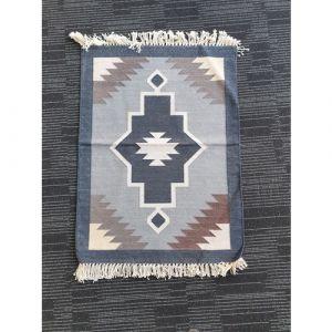 Handmade Cotton Durrie (95cm x 69cm)