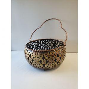 Iron Jali Bowl (Medium)