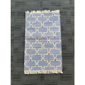 Handmade Cotton Durrie (90cm x 57cm)