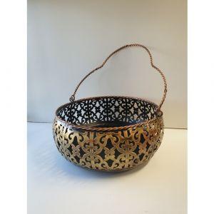 Iron Jali Bowl (Large)