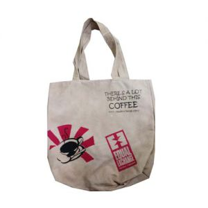 Coffee Handmade Bag Canvas