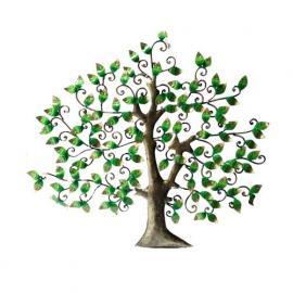 Iron Scroll Tree