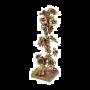 Golden Flower Table Top Decor